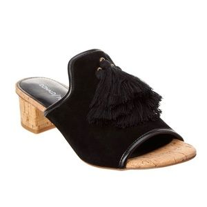 Donald Pliner Marra Suede Sandal Size 6.5